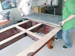 Pool table moves in Binghamton New York